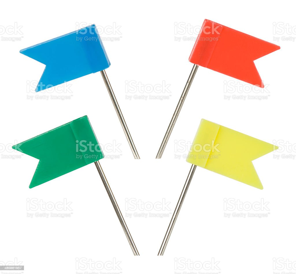 Power checkboxes markers stock photo