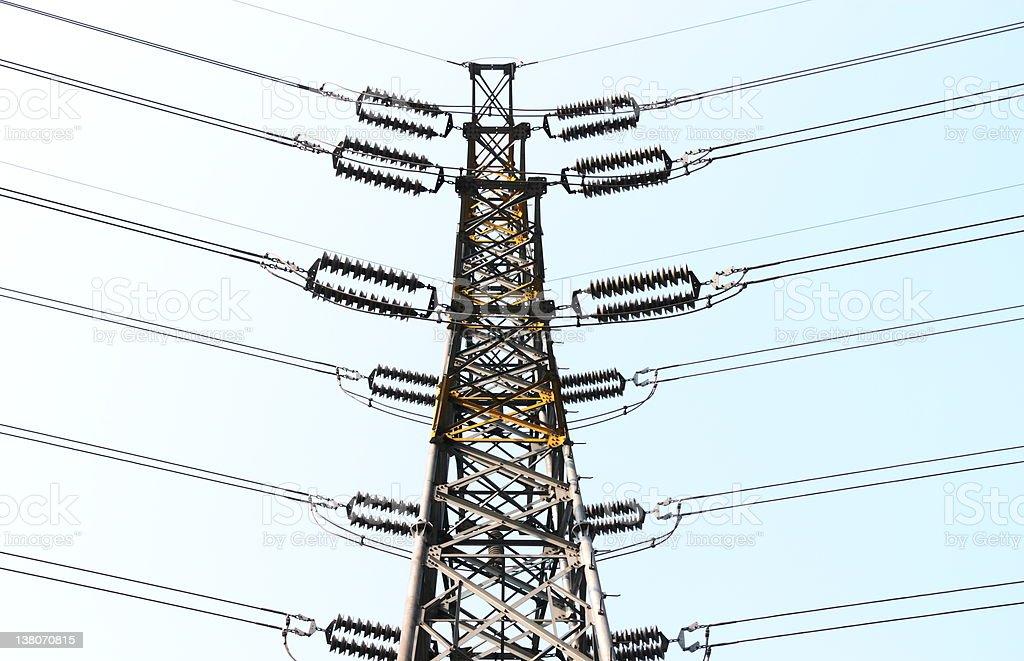 Power equipment royalty-free stock photo