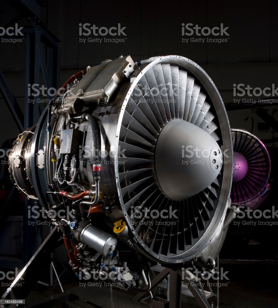 Power for the Flight Levels royalty-free stock photo
