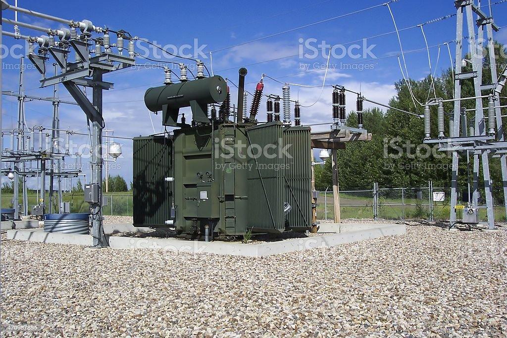 Power Galore stock photo