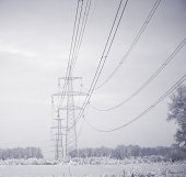 Power Line Towers