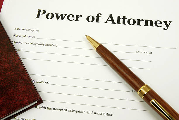 General Power Of Attorney Pictures Images and Photos iStock – Power of Attorney