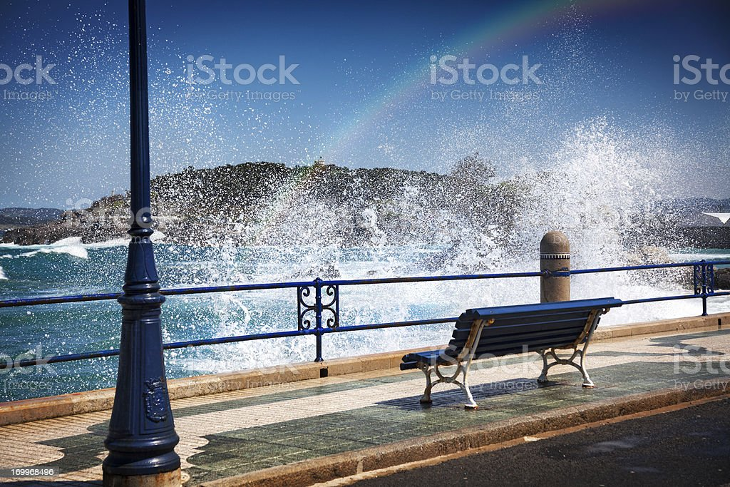 Power of Nature royalty-free stock photo