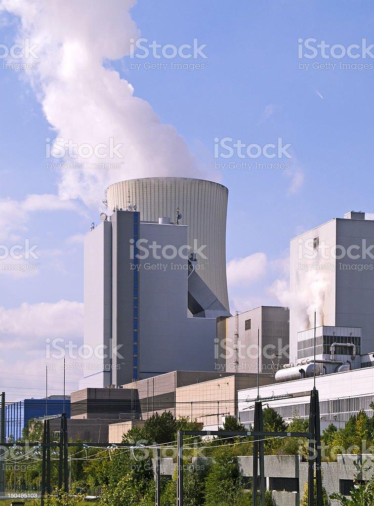 発電所 ロイヤリティフリーストックフォト