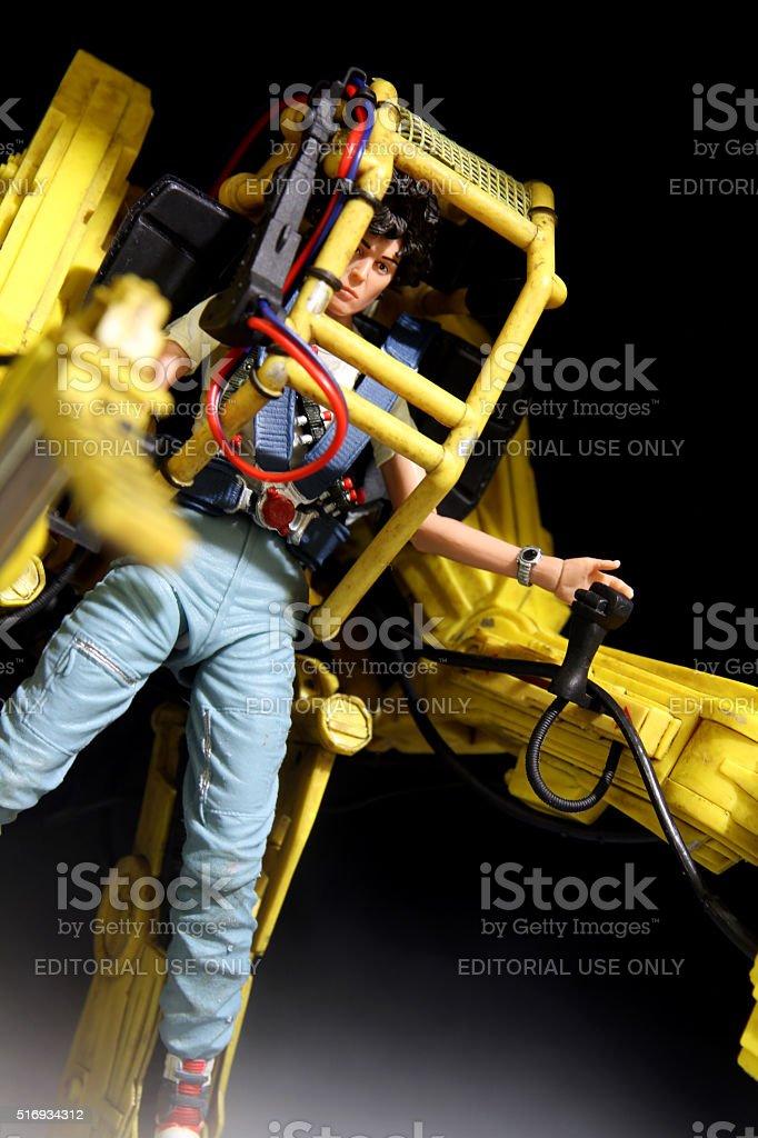 Power Suit Ripley stock photo
