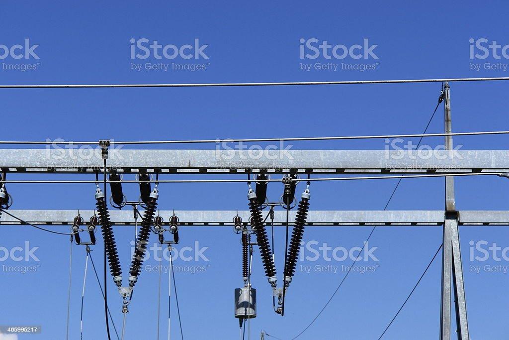 Power Supply stock photo