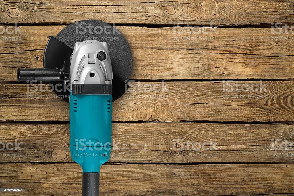 Power Tool, Drill, Work Tool stock photo