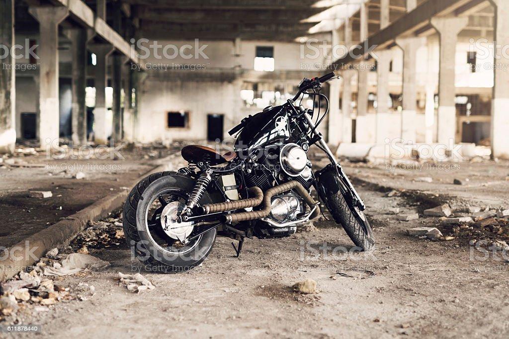 Powerful Machine stock photo