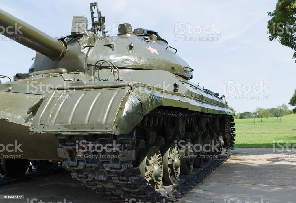 powerful military machine stock photo