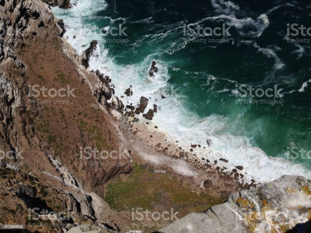 Powerful outlook stock photo