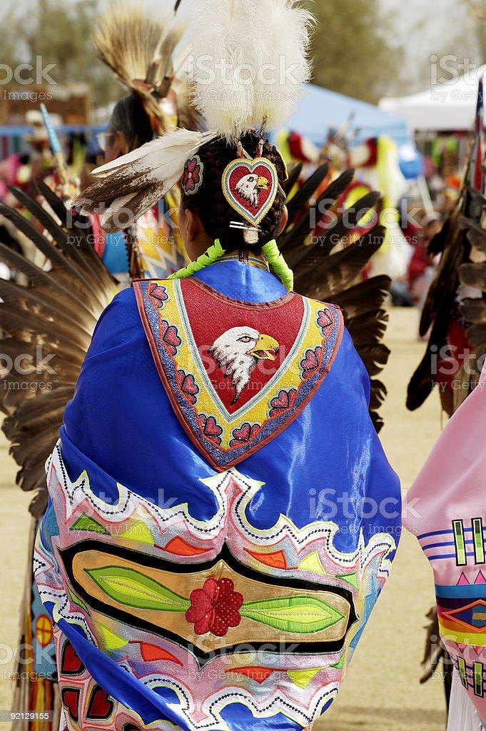 Powwow 2 royalty-free stock photo