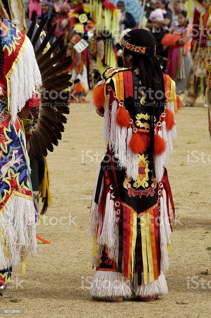 Powwow 4 royalty-free stock photo