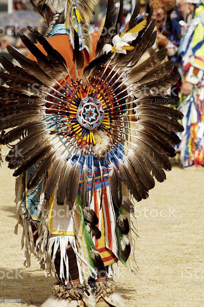Powwow 5 royalty-free stock photo