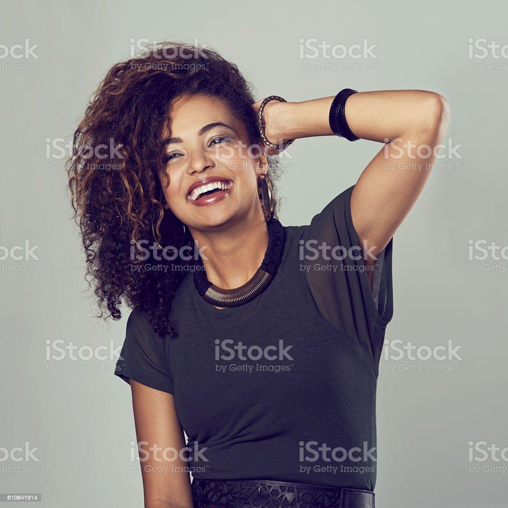Practice positivity everyday stock photo