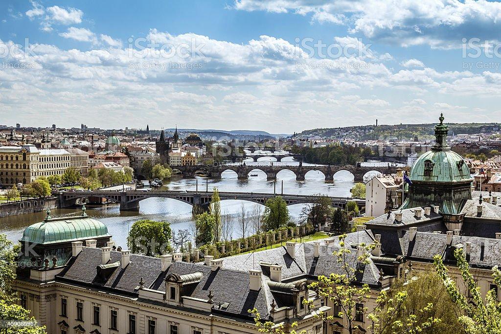 Prague, Czech Republic royalty-free stock photo