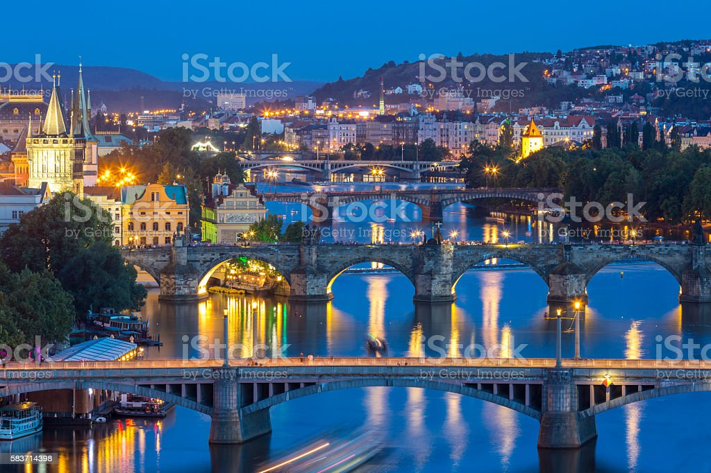 Prague Czech Republic stock photo