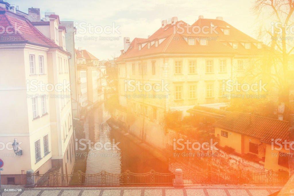 Prague, Czech Republic. stock photo