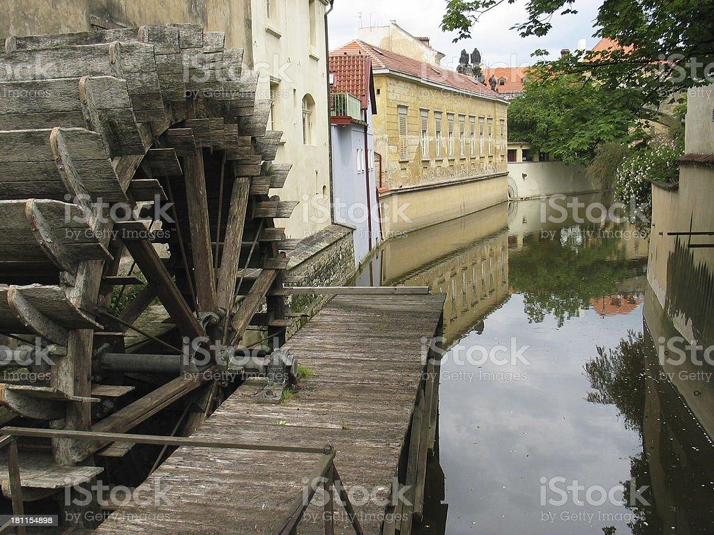 Prague: Old Town royalty-free stock photo