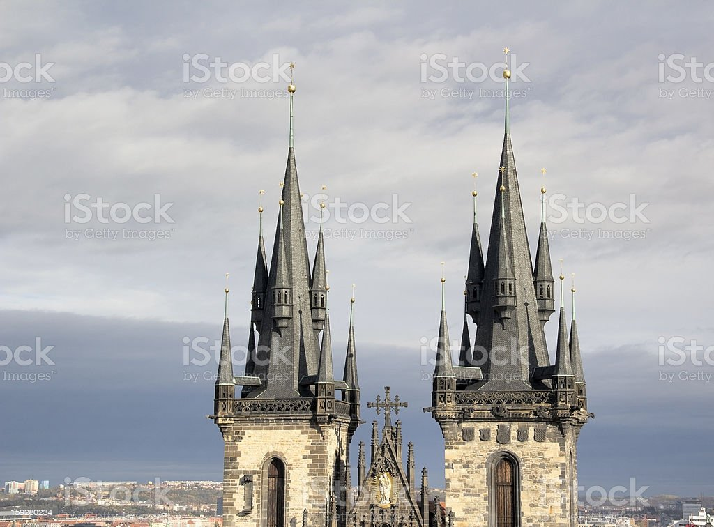 Prague royalty-free stock photo