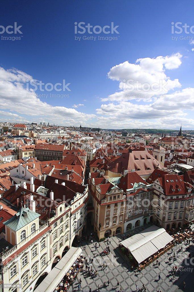 Prague royalty-free stock photo