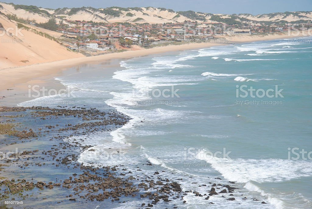 Praia de Buzios stock photo