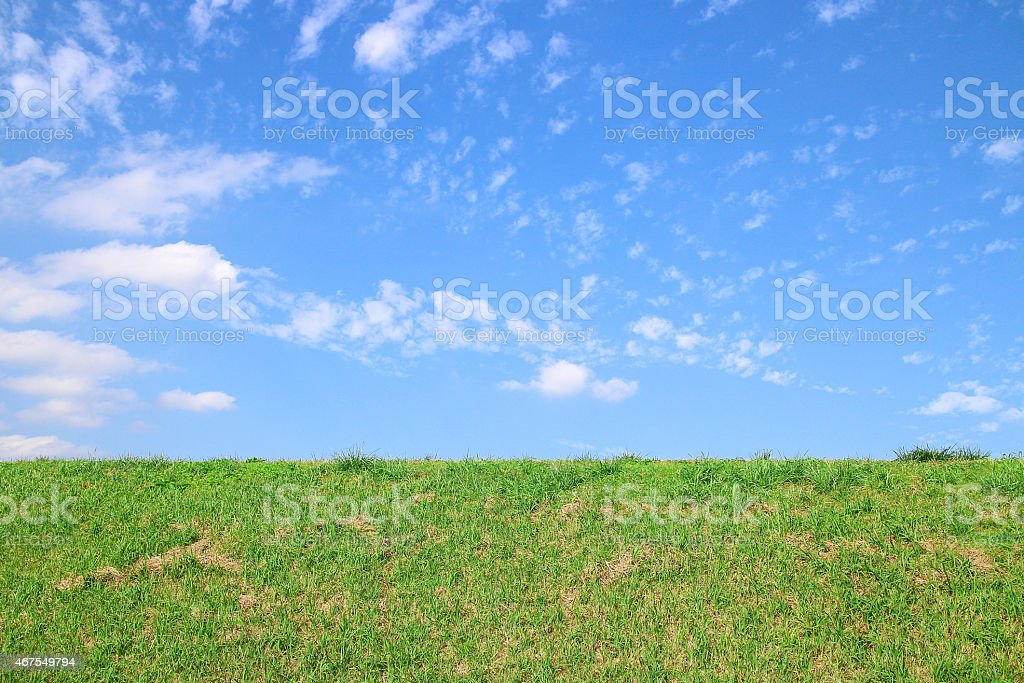 Prairie stock photo