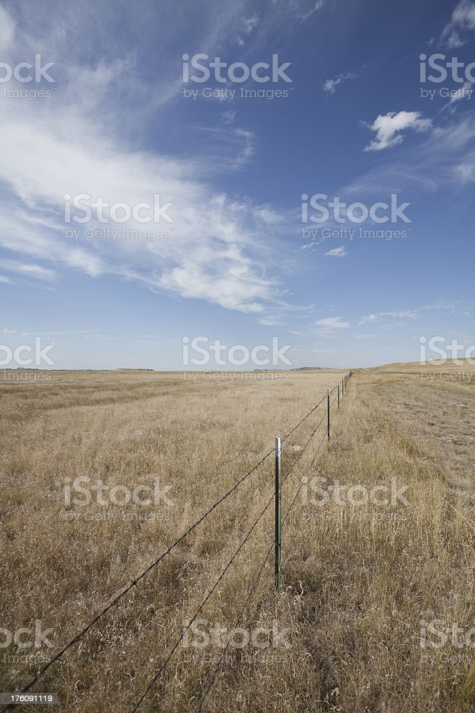 Prairies Series royalty-free stock photo