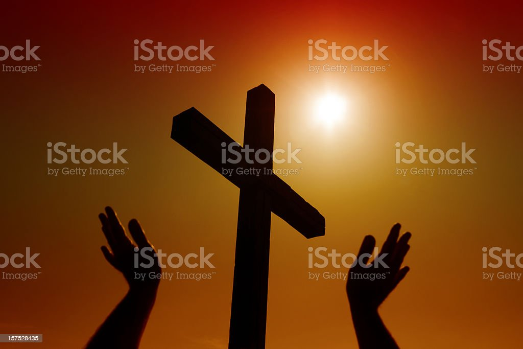 Praise the Lord royalty-free stock photo