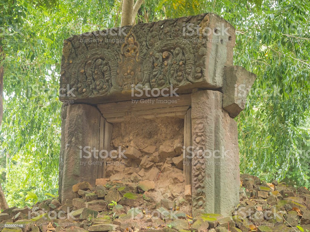 Prasat yer stock photo