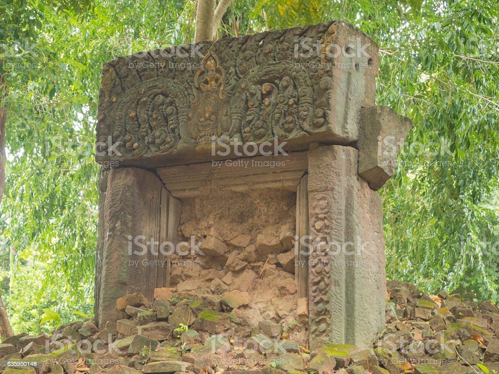 Prasat yer stock photo