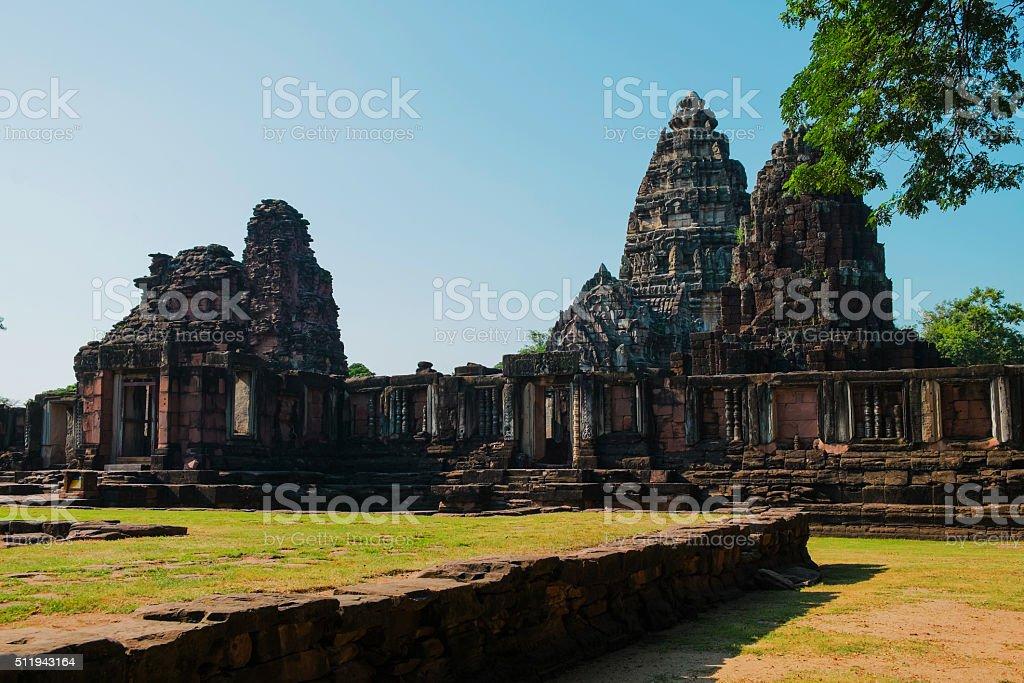 Prasathinpimai in Thailand (öffentlichen Standort Lizenzfreies stock-foto