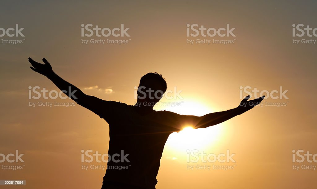 Pray and worship and free stock photo