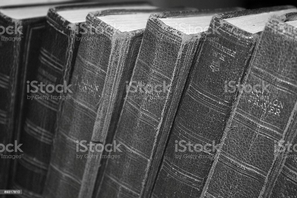 prayer books royalty-free stock photo
