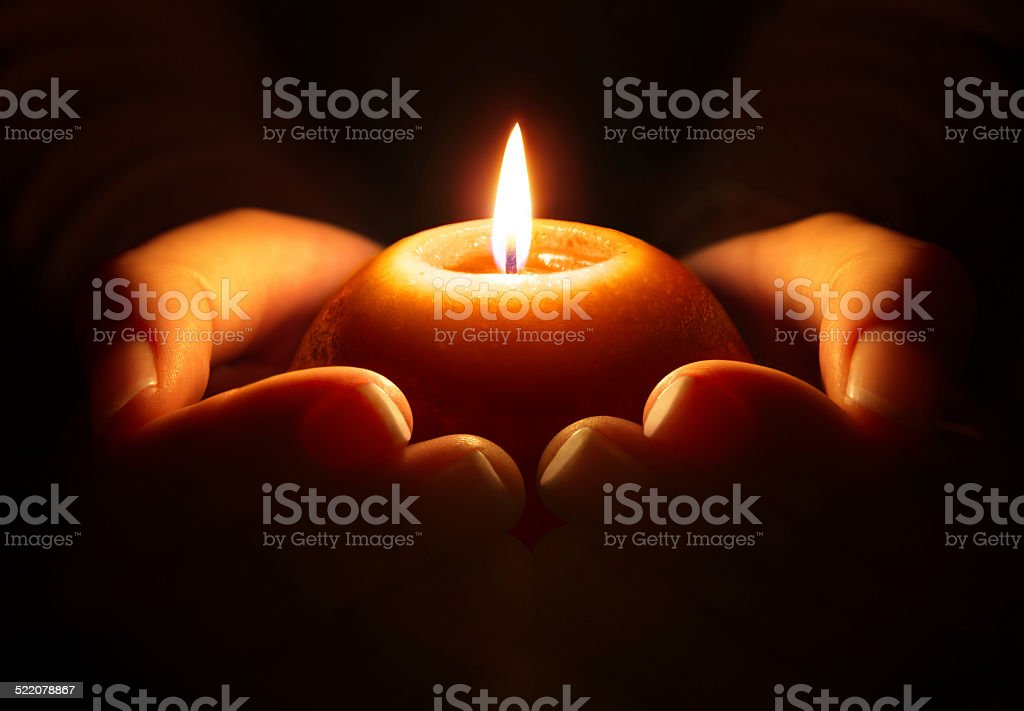 prayer concept stock photo