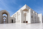 Prayer Hall Grand Mosque Sultan Qaboos