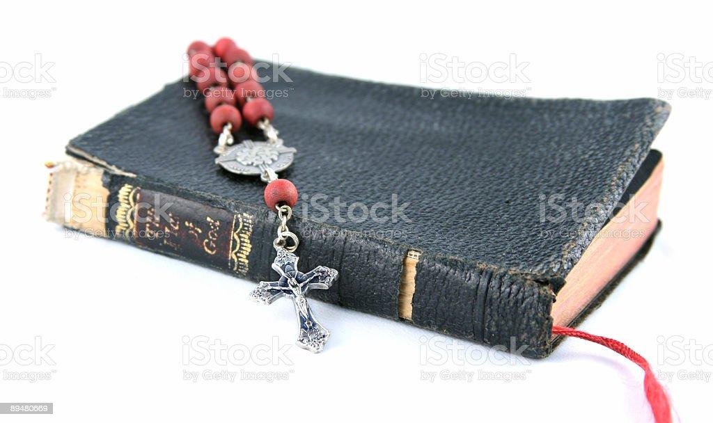 Prayer Missal royalty-free stock photo