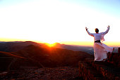 Pray...Mount Nemrut, Commagene