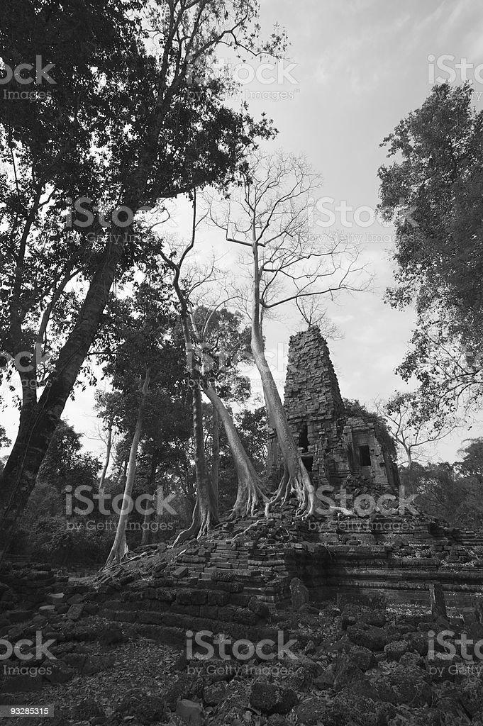 Preah Prililay stock photo