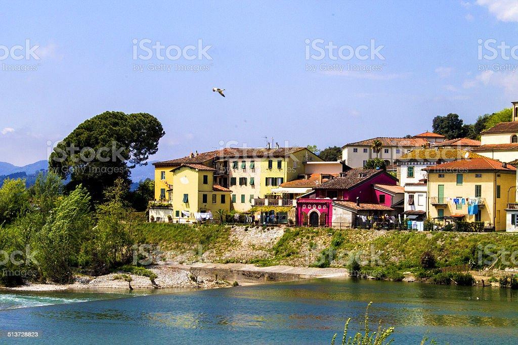 Paesaggio 'prencipesco' stock photo