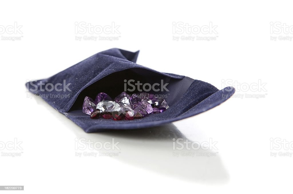 Precious Stones royalty-free stock photo
