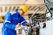 Precise mechanics in production line