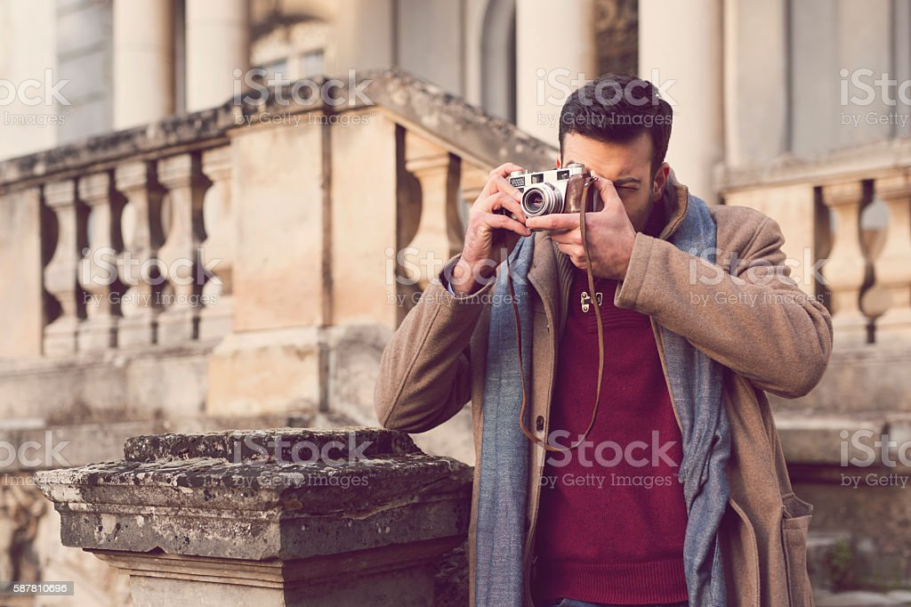 Precise shot stock photo