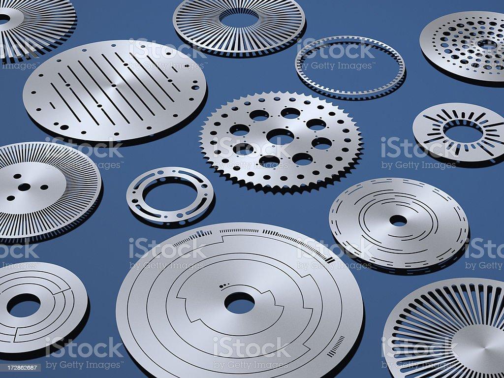 Precision Engineering XXL royalty-free stock photo