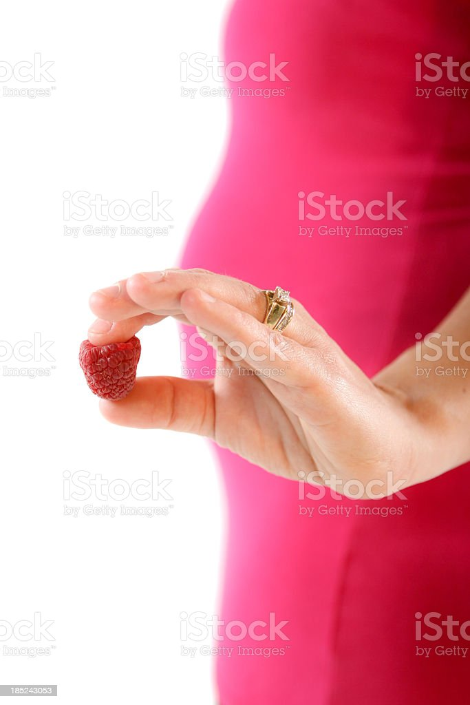 Pregnancy stock photo