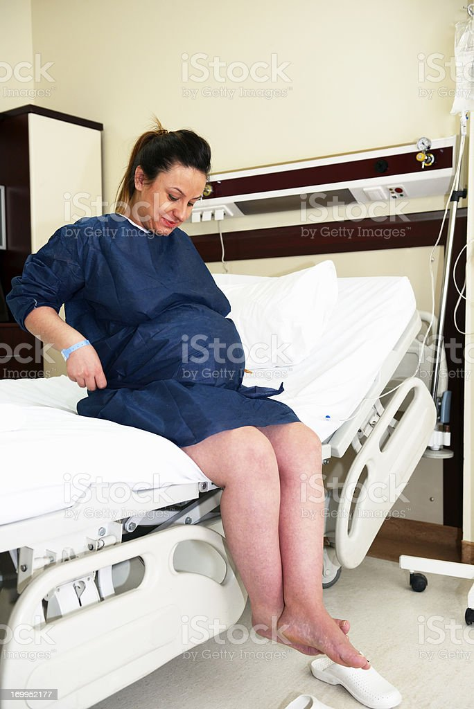 Pregnant Women stock photo