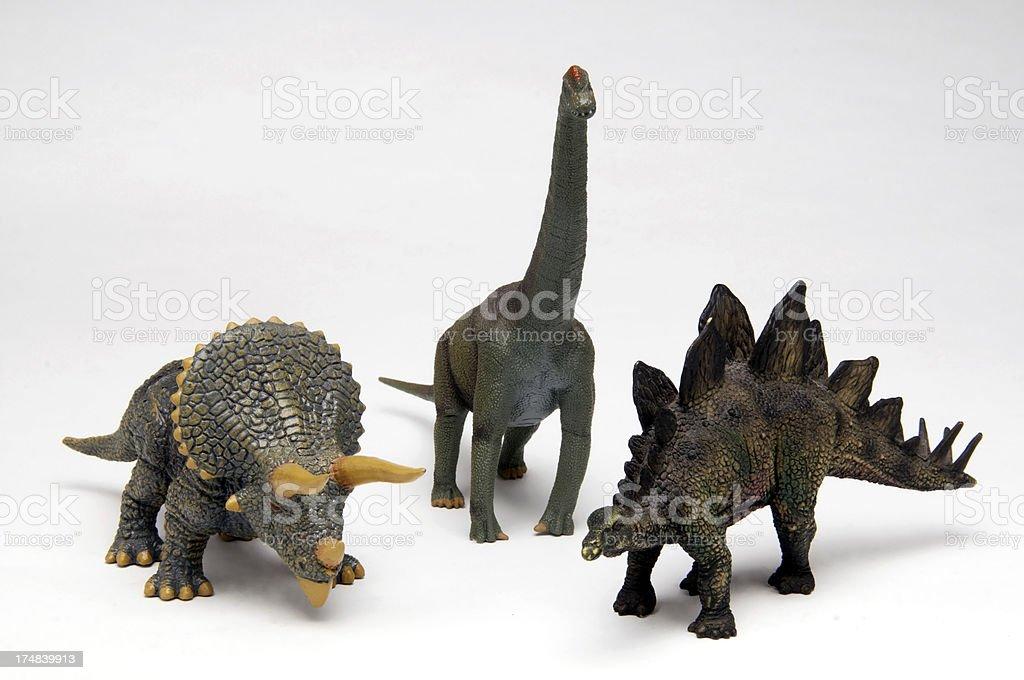 Prehistoric Animals stock photo