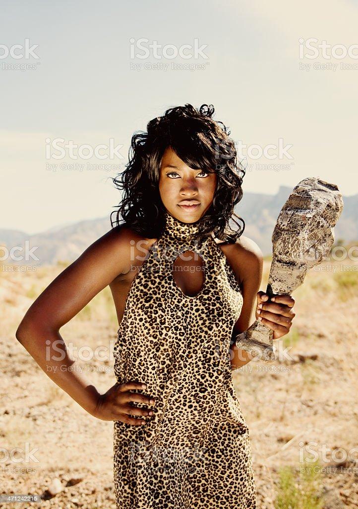 Prehistoric Beauty royalty-free stock photo