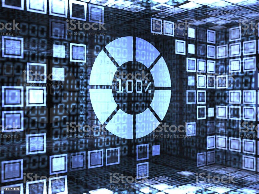 preloader stock photo