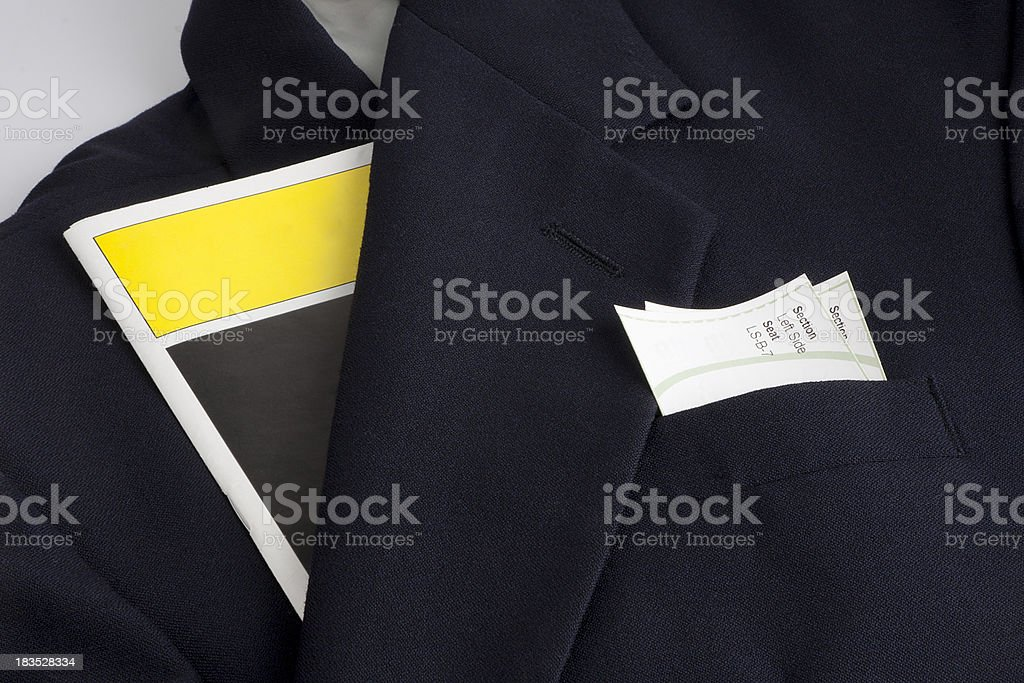 Preparation for a night out royalty-free stock photo