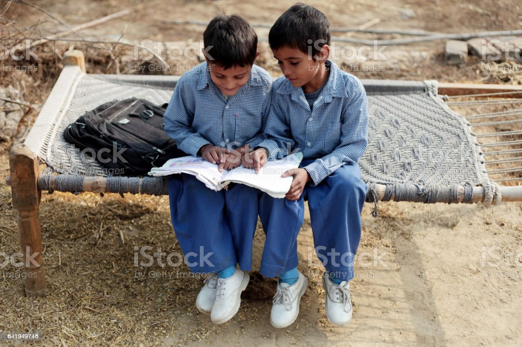 Preparation for exam ! stock photo